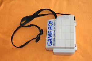 Nintendo Gameboy Classic Koffer Case Hülle in grau