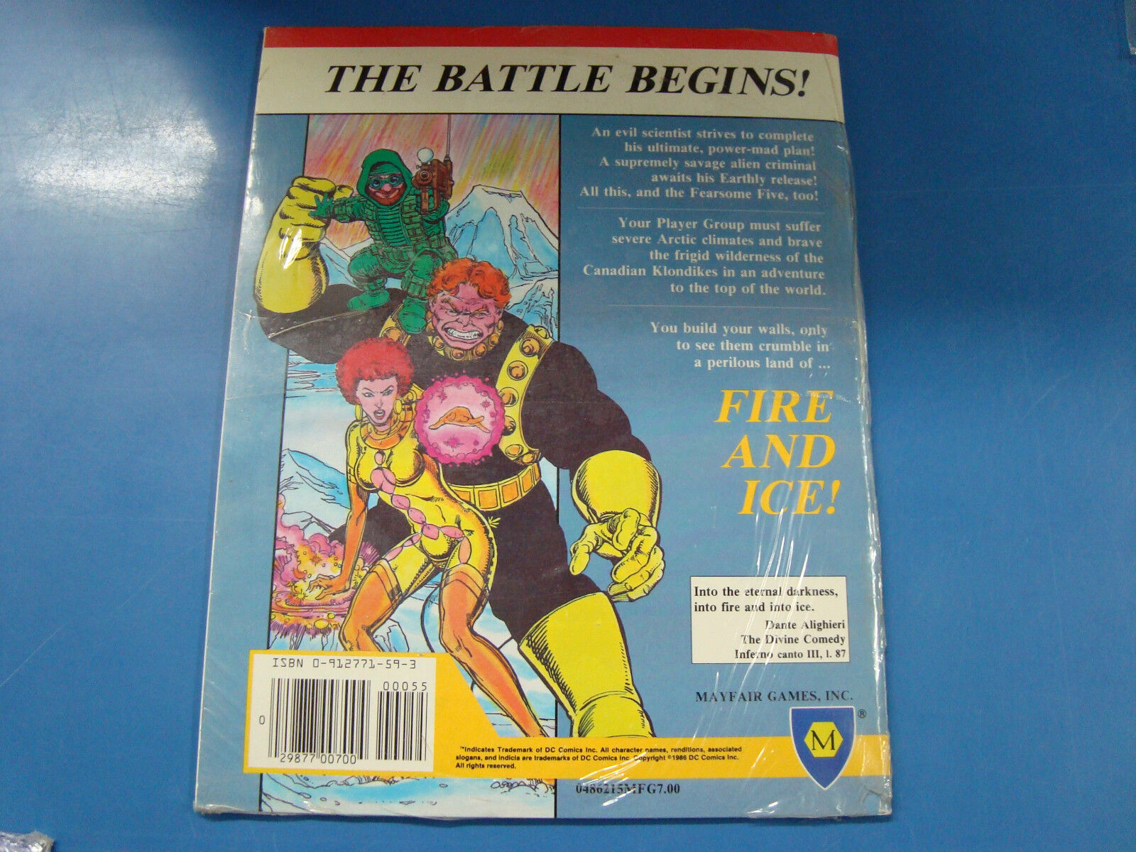 RPG Lot Collection Heroes Agent 13 Mutants Masterminds Brave Brave Brave New World DC etc. b2ad32