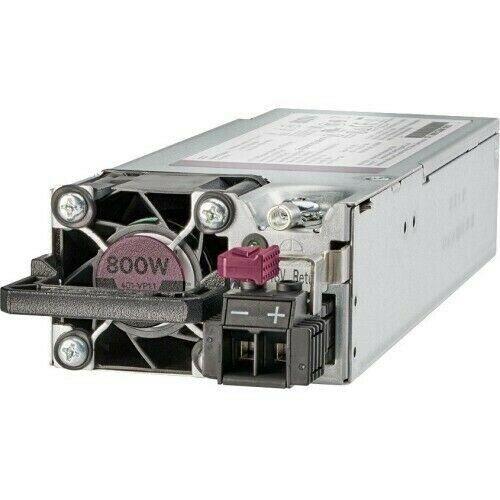 NUOVO HPE 865434-B21 800W FLEX SLOT - 48VDC Hot Plug a basso contenuto di alogeni ALIMENTAZIONE KIT