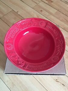 Virginia-Casa-34cm-Pasta-Bowl-Rosso-Red