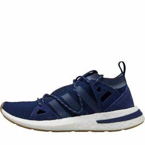 Adidas Originals Damen arkyn W Sportschuhe Laufschuhe dunkelblau UK 5.5 - UK 7.5