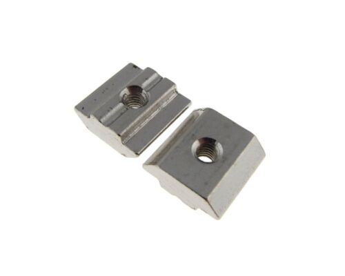Drop In T-Nut M5 Thread For T-slot aluminum extrusion 3030 16x16mm Pack of 20