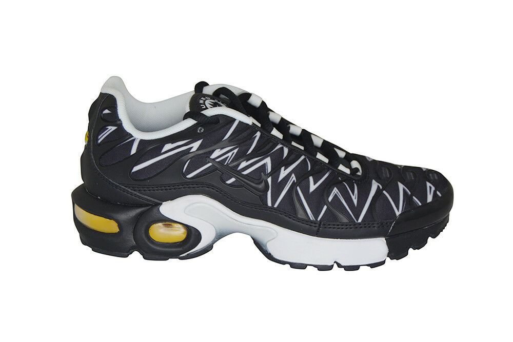 Juniors Nike Tuned 1 LA Requin (GS) TN Air Max Plus - AO5437001 - Black White