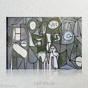 Picasso la cucina quadro moderno arredamento stampa - Quadro cucina moderno ...