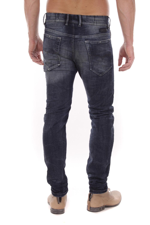 Diesel narrot-ne 0600s Uomo Uomo Uomo Sweat Jeans Pantaloni Slim Carrot f303d8