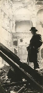 Winston-CHURCHILL-Photographie-originale-durant-le-Blitz-allemand-1940