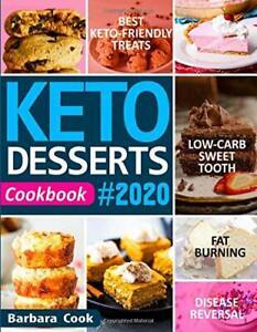 Keto sweet treats free book
