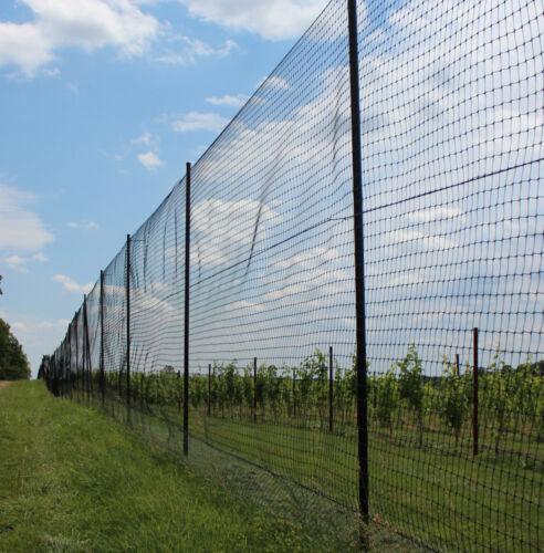 5/' x 330/' Deer Dog Fencing Tenax CFlex Garden Animal Fence