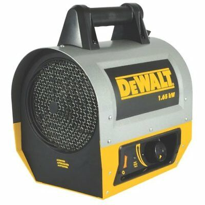 DEWALT Canada DXH165 5,630 BTU Electric Forced Air Heater