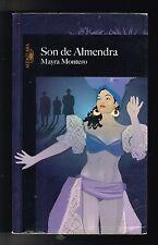 Mayra Montero Son De Almendra Novela Puerto Rico Cuba