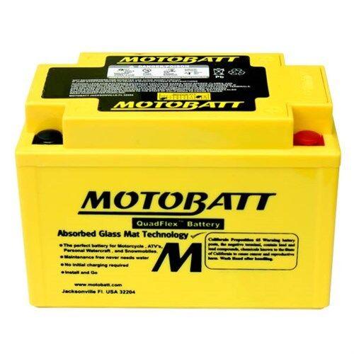 NEW Motobatt Battery For Honda TRX250X TRX300EX TRX400EX TRX400X TRX700XX ATV
