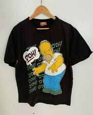 Mens T Shirt Homer The Simpsons Tee Bart Deal Summer Christmas Woohoo D/'oh!