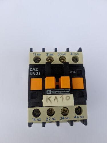 Contacteur-telemecanique-CA2-DN31.31E  bobine 48V  3NO//1NC