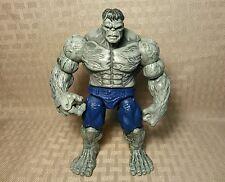 "Marvel Hasbro 2008 Incredible Grey Gray Hulk 6"" Video Game Legends"