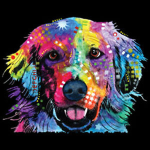 Colorful Labrador Retriever Children Hoodie