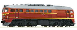 """Roco H0 73799 Diesellok M62 1579 der SZD """"DCC Digital + Sound"""" - NEU + OVP"""