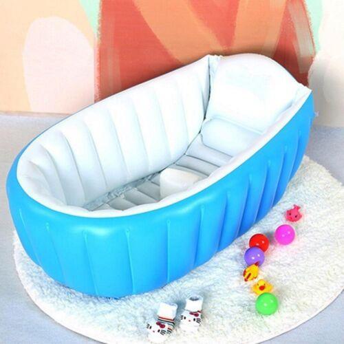 Baby Tragbare Aufblasbare Badewanne Kinder Falten Waschbecken Swimming Pool EU