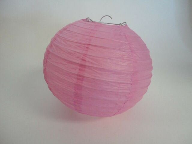 "LOT OF 5/10 PCS OF 8"" Chinese Paper Lantern Wedding Party Decoration"