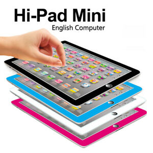 Baby-Tablet-Educational-Toys-Kids-For-1-6-Years-Toddler-Learning-English-Gift-Q