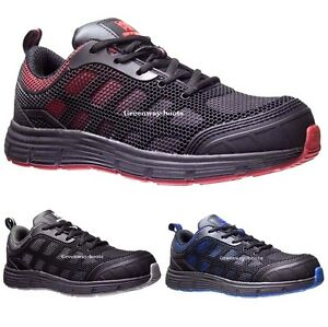 MENS-ULTRA-LIGHTWEIGHT-LADIES-SAFETY-STEEL-TOE-CAP-WORK-BOOTS-TRAINERS-SIZE-3-13