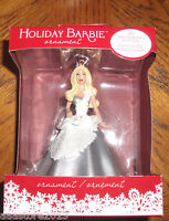 American Greetings 2013 HOLIDAY BARBIE ORNAMENT 25TH Anniversary Edition