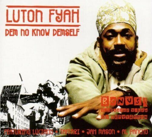 Luton Fyah Dem no know demself (digi)  [CD]