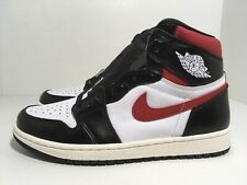 Air Jordan 1 Retro High GG 332138-022 Black//Mtlc Red Bronze-White Size 6Y