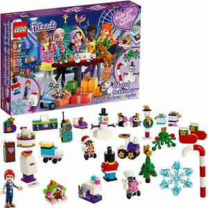 NEW-LEGO-Friends-41382-Christmas-Advent-Calendar-Heartlake-City-24-Gifts-RETIRED