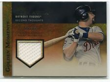 2012 Topps Golden Moments Relics Gold Sparkle AA Alex Avila Jersey 99/99