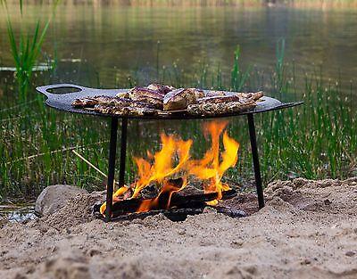 Petromax Grill- und Feuerschale fs48 Outdoor Camping Grillen Braten Dutch Oven