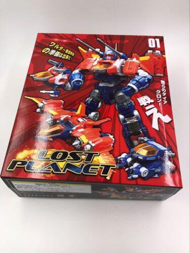 Mech Fans Toys MFT Lost Planet DA01,In stock!