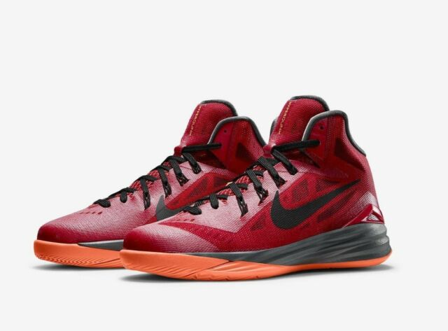 098961af4b6c Nike Youth Hyperdunk 2014 Basketball   Athletic   Training Sneakers  654252-600