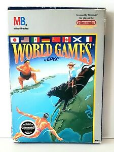 World-Games-Classic-NES-Video-Game-Complete-Tested-Great-Condition