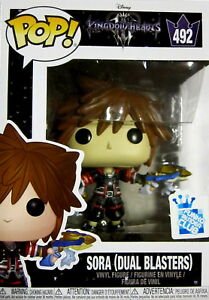- Funko Pop! NüTzlich FüR äTherisches Medulla dual Blasters Kingdom Hearts Sora limited Edition