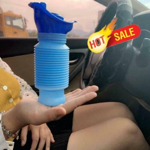 Reusable Car Emergency Urinal Mini Toilet Tool Portable Outdoor Camping New