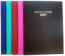 2022 Monthly Appointment Planners Calendar Day Timer 10x75 Select Color