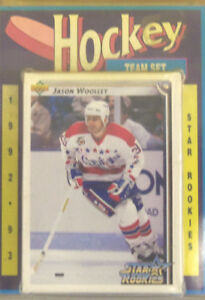 UPPER-DECK-1992-93-NHL-STAR-ROOKIES-CARDS
