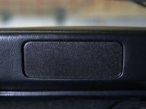 Classic-Mini-Top-Rail-Dash-Ashtray-Blank-1991-2000-in-Black