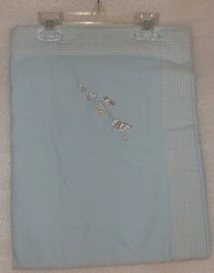 NEW-Le-Top-Baby-Boy-Tug-Along-Puppy-Double-Layer-Blanket-NWT