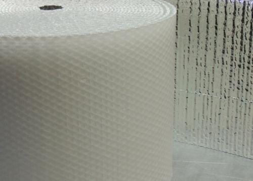 """REFLECTIX 48/"""" x 4/' Double Bubble White Reflective Foil Insulation 20SQFT R8"""
