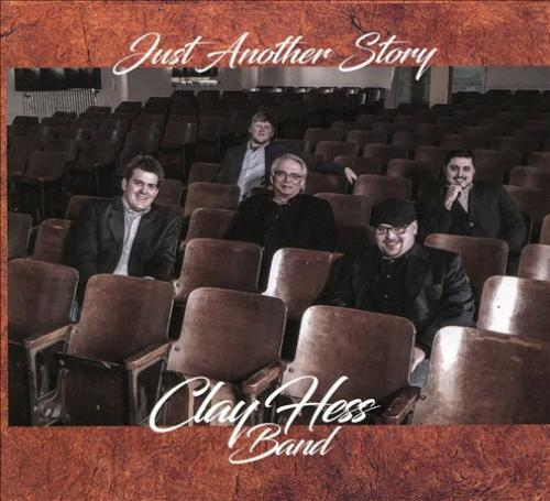 Clay Hess Just Another Story New Cd Ebay