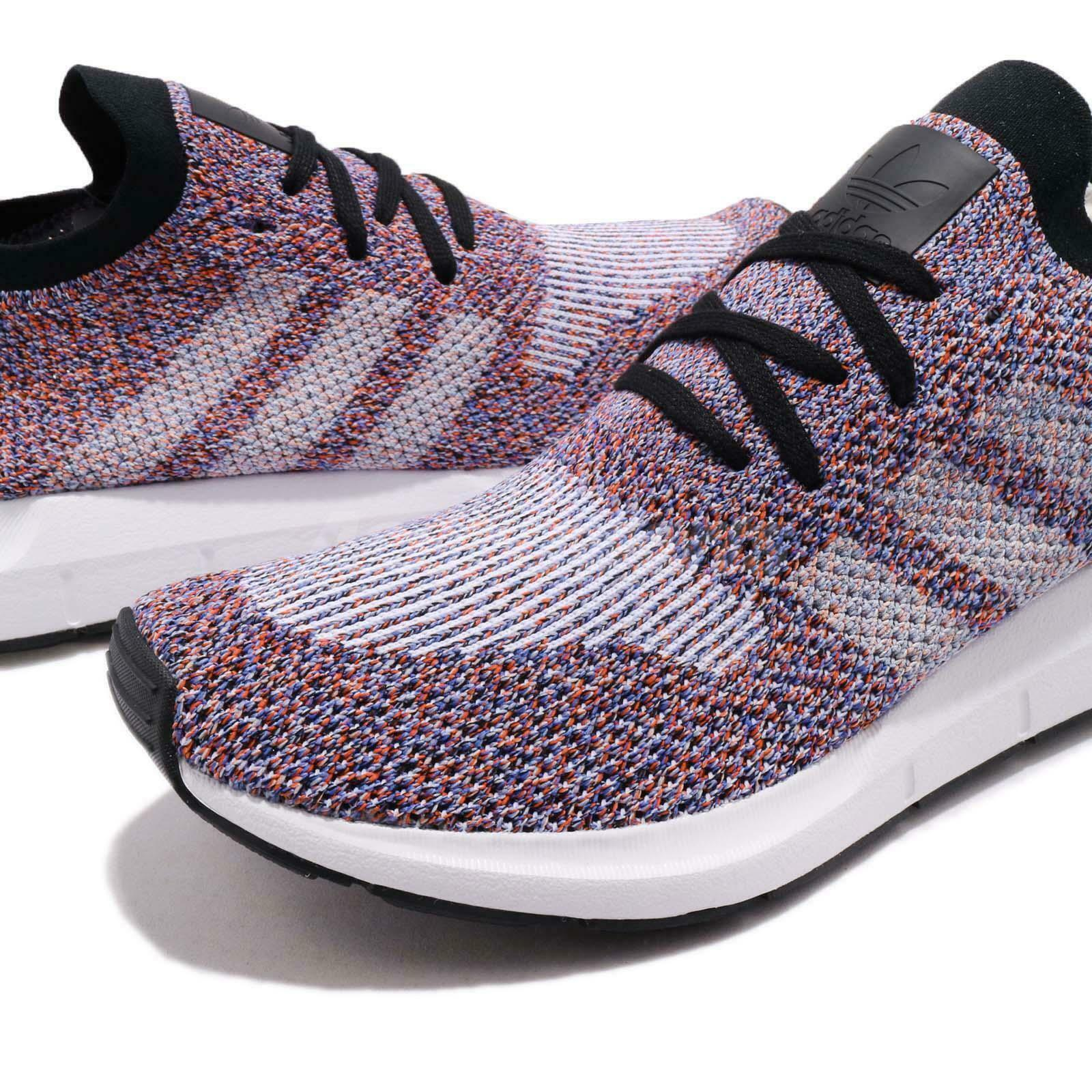 ADIDAS SWIFT RUNNING PK LOW SNEAKERS MEN SHOES MULTI SNOW CQ2896 SIZE 11 NEW