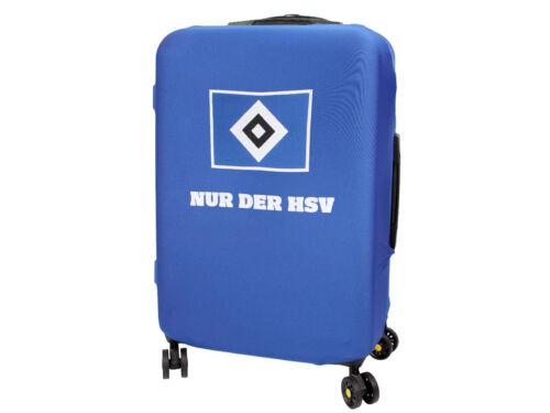 Kofferüberzug HSV Hamburger SV Größe L City Koffer Trolley Original Fanartikel