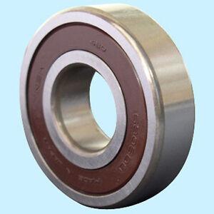 6206DU NSK Ball Bearing 30x62x16 deep groove ball bearing 6206ddu 6206RS 6206-2S