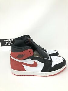 63b06c8336540e Air Jordan 1 One Size 10.5 Best Hand In The Game 6 Rings Track Red ...