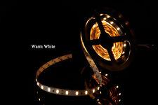 Dc24v CRI RA 80 LED Strip Light Warm White 5630smd 3000k-3500k NONWaterproof