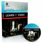 Adobe Photoshop Lightroom 5: Learn By Video by Mikkel Aaland (DVD, 2014)