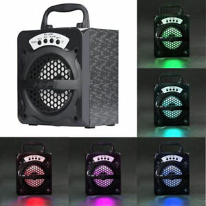 Outdoor-Portable-Bluetooth-Wireless-Speaker-Super-Bass-With-USB-TF-AUX-FM-Radio