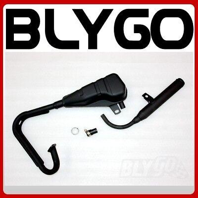 EXHAUST PIPE MUFFLER SILENCER CLAMP GASKET YAMAHA Peewee 50 PW50 PY50 DIRT BIKE