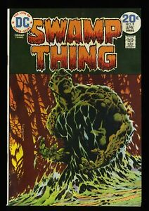 Swamp-Thing-9-NM-9-4-White-Pages